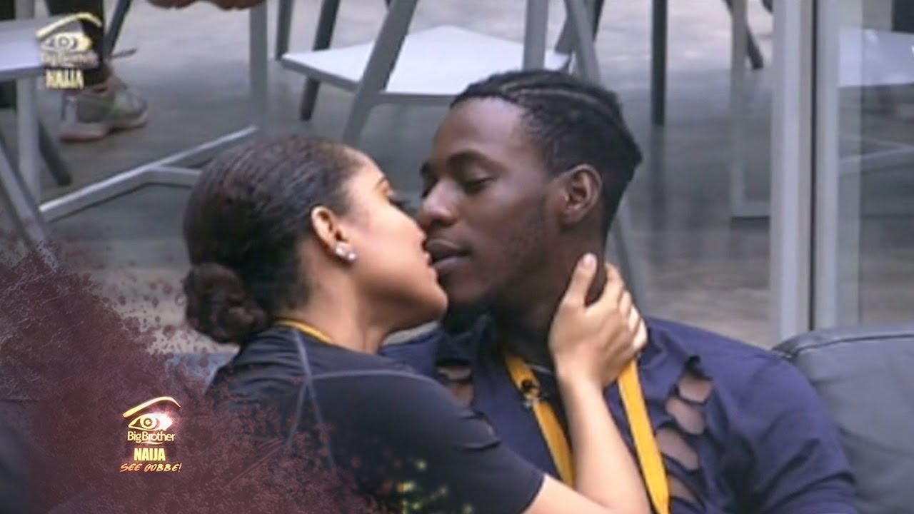 Download Lip locking love interestss   Big Brother: See Gobbe   Africa Magic