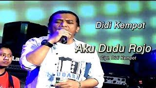 Didi Kempot - Aku Dudu Rojo ( Official music video )