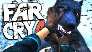 far cry 4 valley of the yetis funny moments   war with nature fc4 gameplay montage