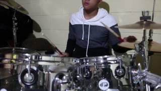 Hands - Txhob Tuag Drum Cover (Hmong Drummer)
