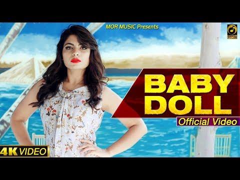 Baby Doll (Official Video) || Anu Kadyan || New Haryanvi DJ Song 2019 # AK & Ajay Hooda # Mor Music