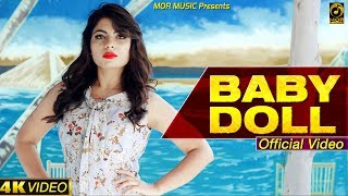 Baby Doll Official Anu Kadyan New Haryanvi DJ Song 2019 AK &amp Ajay Hooda Mor Music