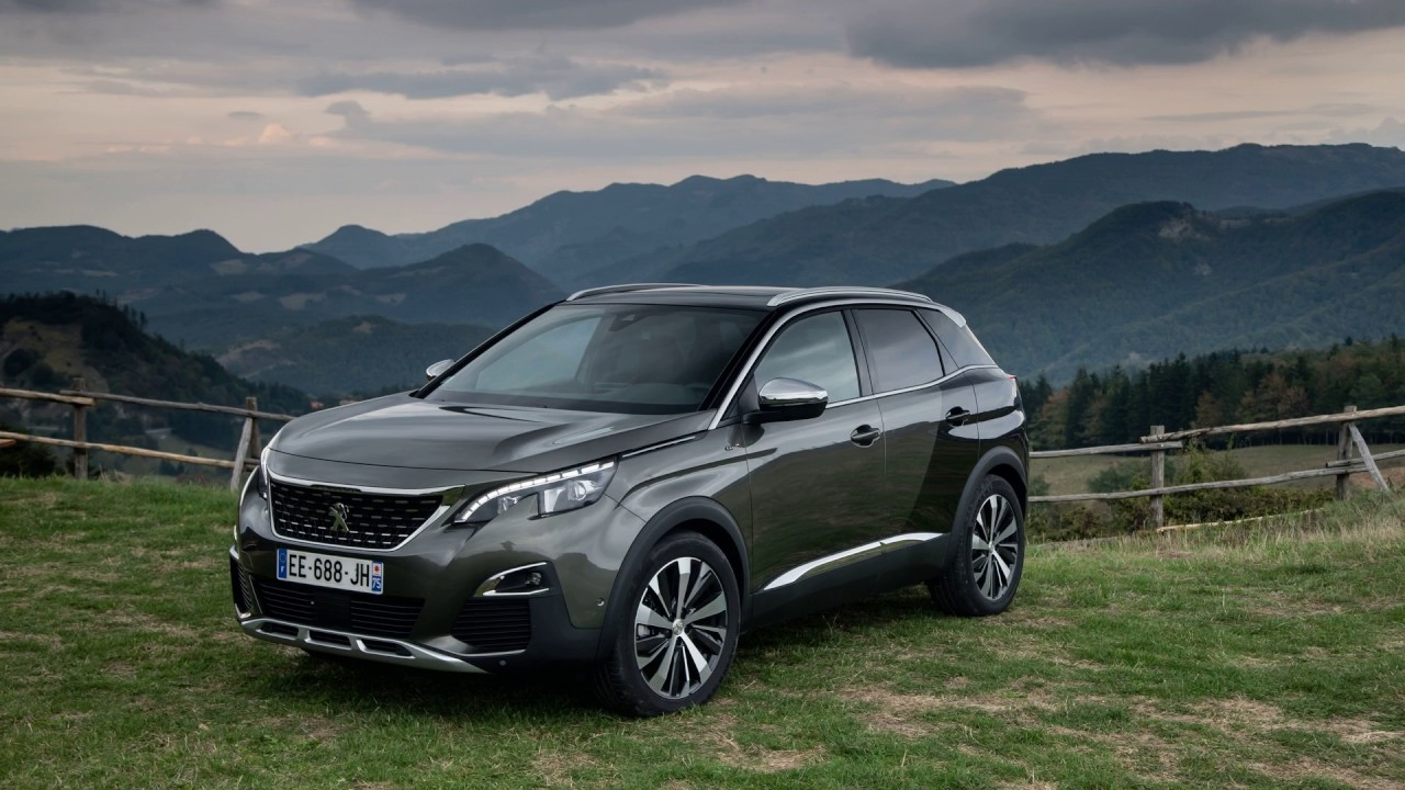 Peugeot 4008 Review 2017 - YouTube