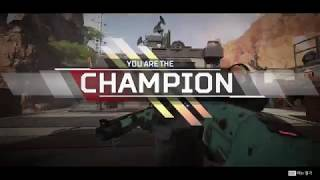 Win in Apex Legend