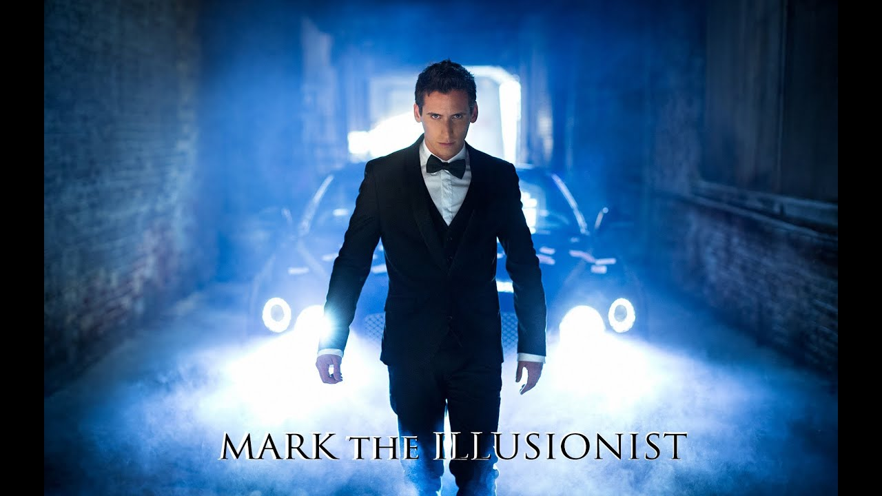Resultado de imagen para mark el ilusionista