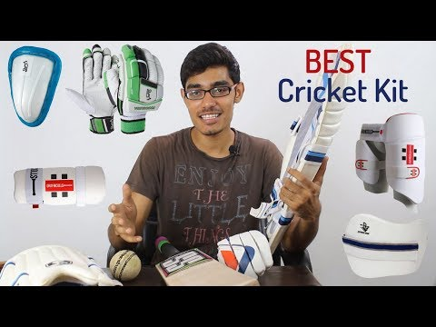 Best Advice To Choose A Cricket Kit | Cricket Bat, Pads, Gloves, Guards Etc. | SportShala | Hindi