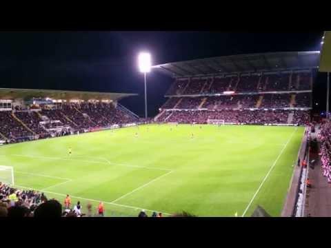 Chants supporter FC Metz 2014