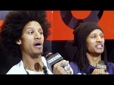 Les Twins on working with Beyonce, new Jordan collaboration and venturing into music