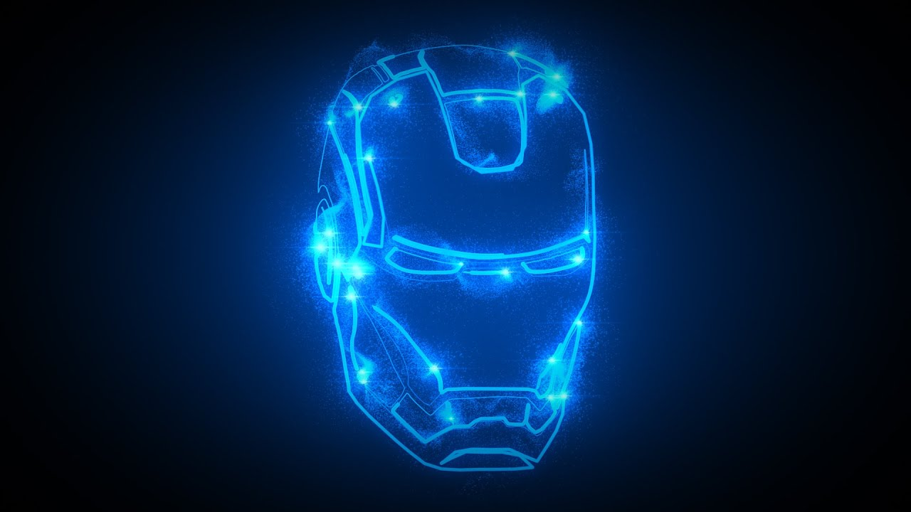 ironman helmet design after effects tutorial - youtube