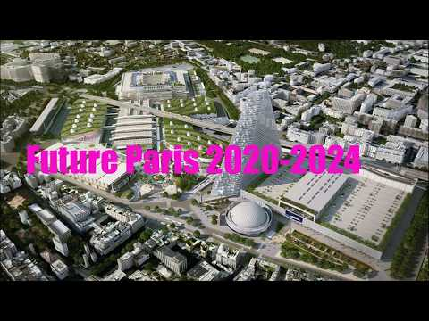 Future Paris 2020-2024: Future mega skyscraper projects & Proposals-Paris Skyline