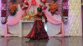 Leja Leja Re  Dhvani | Bhanushali | Bride |Dance Wedding