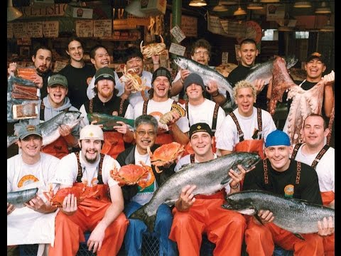 WFJ SEASON 3 EPISODE 1-World Famous (Pike Place Fish and Creative Business Futures, Inc.)