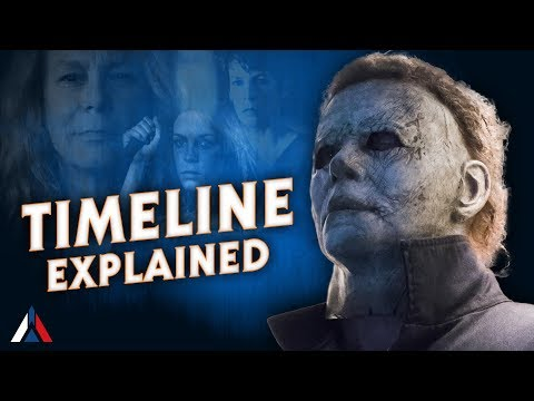 Where Does HALLOWEEN 2018 Take Place?  Timeline Explained