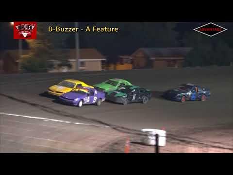 B-Buzzer Heat/Feature - Wagner Speedway - 7/7/18