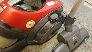 пылесос LG V-K89304HUM обзор