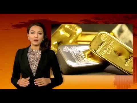 Kazakhstan's television present the IKOI Turn Key plant at Astana