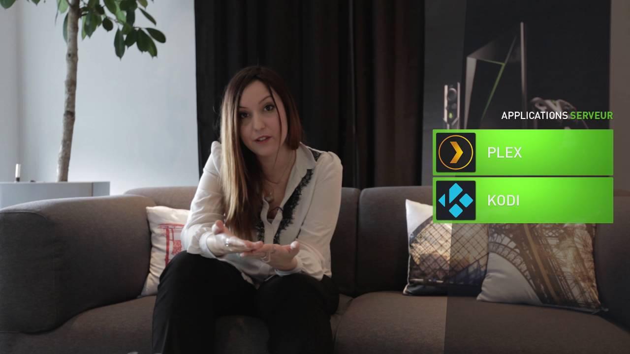 NVIDIA Shield Android TV - Présentation