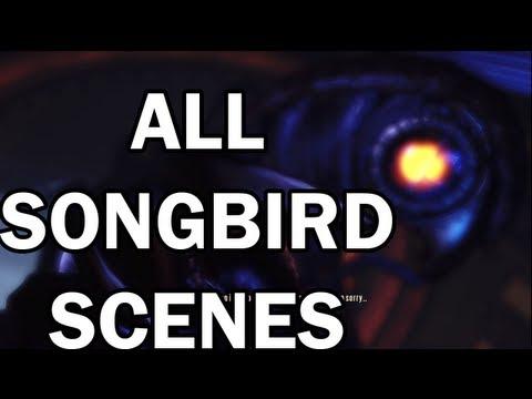 BioShock Infinite - All Songbird Scenes