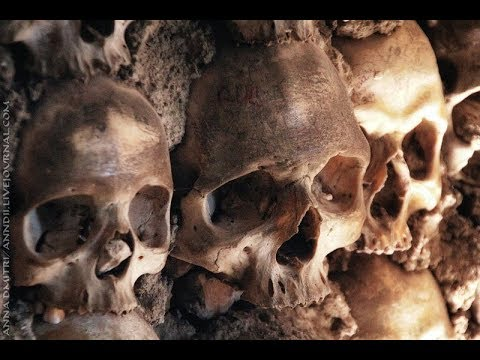 Португалия. Дорога на юг.Часть 4/2 Эвора, 5000 скелетов.