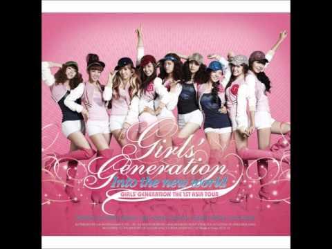 Girls Generation SNSD   少女时代   소녀시대   Sixteen Going On Seventeen 서현   Seohyun The 1 Asia Tour Intro The New World Album Disc2