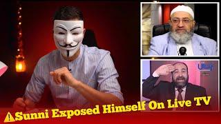 Sunni Exposed And Embarrassed Himself On Live TV   Dhulfiqar Al-Maghribi [English Translation]