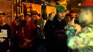 BATALLA DE GALLOS/CANDELARIA CARTEL CLAN/CCC/KEN ZINGLE VS SISMO/FREESTYLE RAP/HIP HOP/VENEZUELA