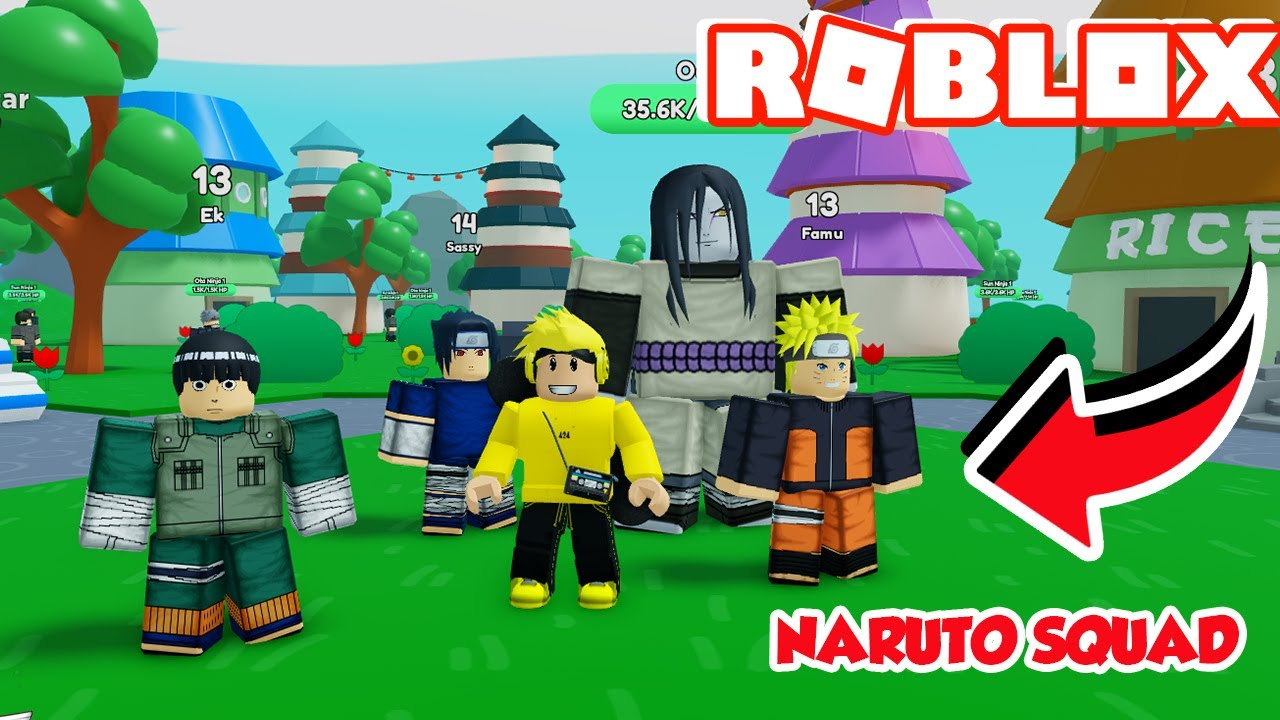 COBA GAME ANIME PALING KOCAK DI ROBLOX!!!
