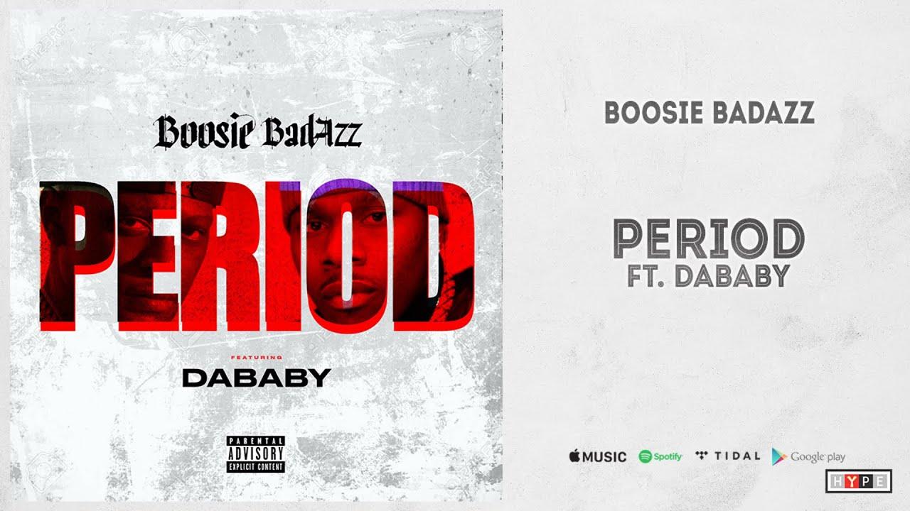 New Video Alert: Boosie Badazz – Period ft. DaBaby (explicit) 4/19/21