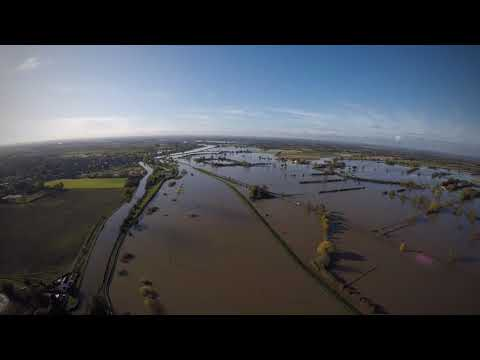 Doncaster Floods - Fishlake