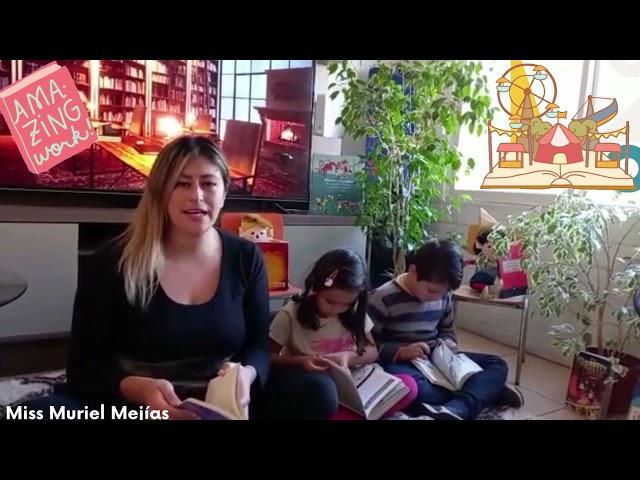 Semana del libro en Pumahue Chicauma