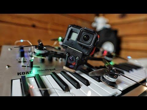 Racing Drone Virtual Tour - Cribs - Mr Steele Edition