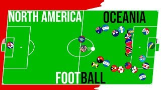 Marble Soccer Tournament! Marble Football Countryballs is a new sea...