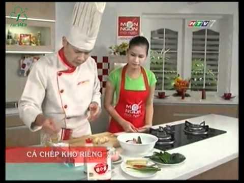 MON NGON MOI NGAY   CA CHEP KHO RIENG