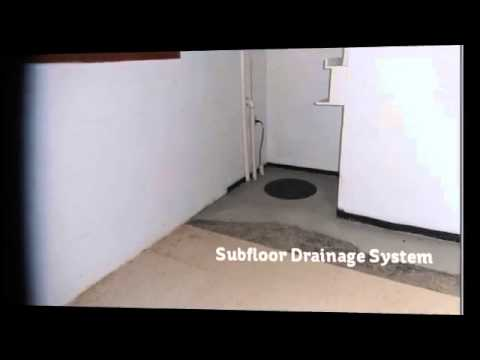 reliable basement waterproofing service youtube