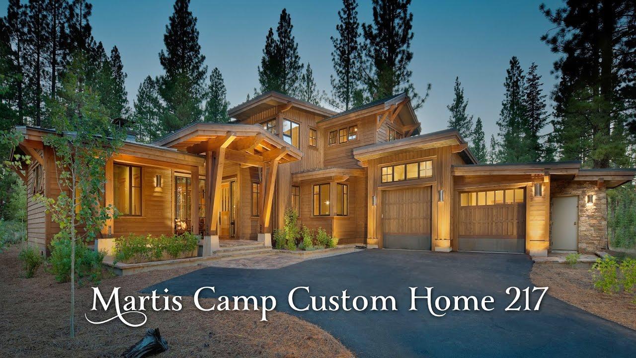 Martis Camp Custom Home 217 Sold Youtube