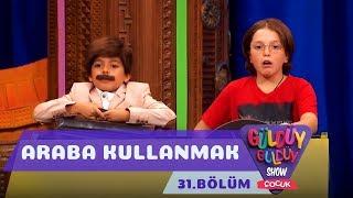 Güldüy Güldüy Show Çocuk 31. Bölüm Araba Kullanmak
