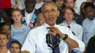 C'mon man! Obama's catchphrase a hit on campaig...
