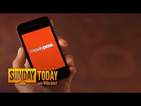 How Is MoviePass Making Money While Offering Huge Ticket Discounts? | Sunday TODAY