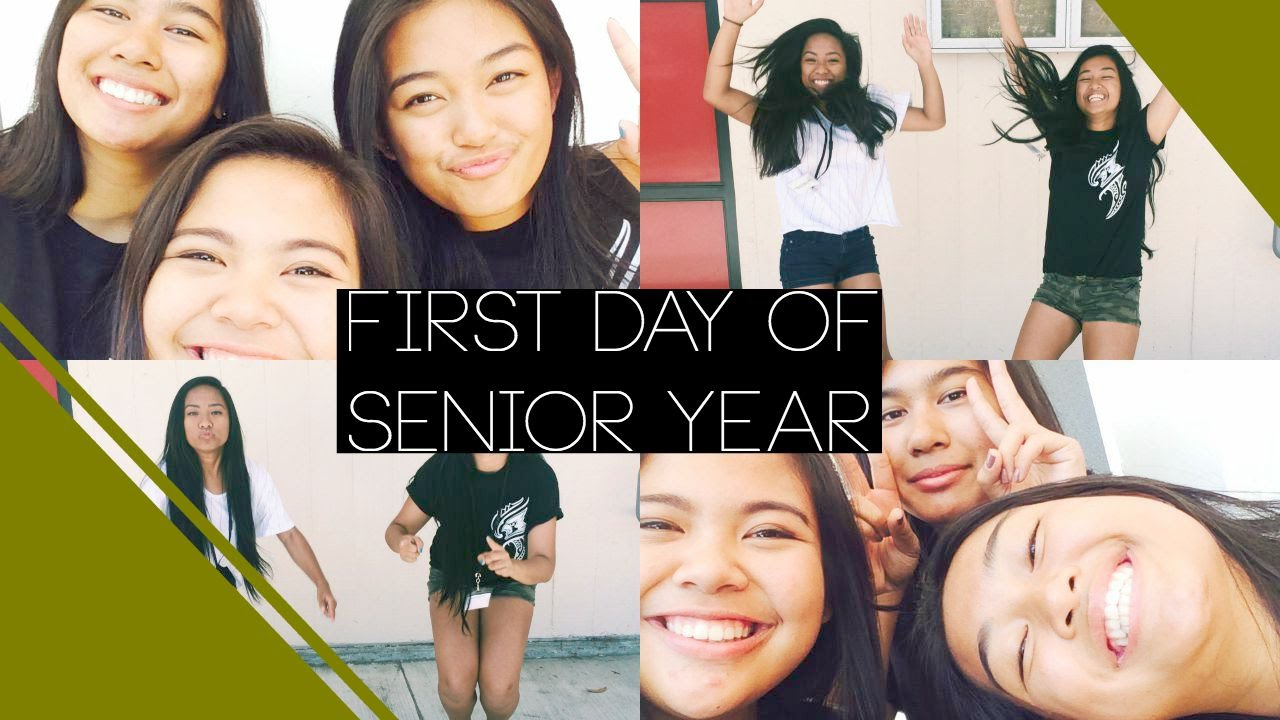 first day of senior year Read more quotes and sayings about first day of senior year theresa alfaro quotes | added by: terialfaro friendship quotes leaving high school quotes high school senior quotes middle school graduation quotes life journey quotes teen quotes reminisce quotes memories quotes.