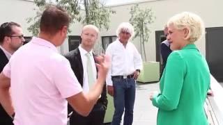 Schönster Firmengarten in NRW befindet sich in Euskirchen