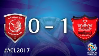 Lekhwiya vs Persepolis (AFC Champions League 2017: Round of 16 – 2nd Leg) 2017 Video