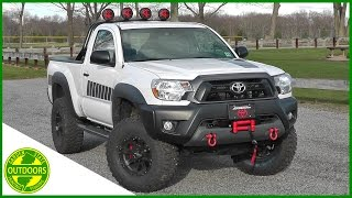 "Toyota Tacoma: ToyTec 3"" BOSS Lift - Retro Build"