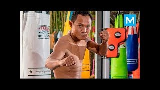 Saenchai Best Muay Thai Fighter Training  Muscle Madness