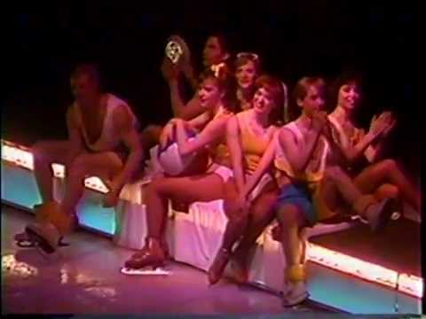 ICE CAPADES, On Top Of The World - 1990 (fragment 5)
