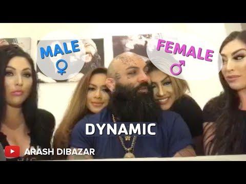 Male female dynamic