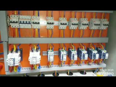 Control Wiring Diagram Of Apfc Panel 06 Polaris Predator 500 Youtube