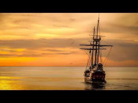 🎧 Sea Shanties with Sea and Sailing Ship Sounds 🎧