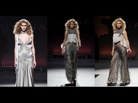 Tuvanam Fashion Show in Istanbul Fashion Week.