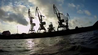 Последний выезд на рыбалку на лодке