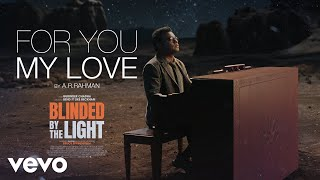 A.R. Rahman - For You My Love (O Bandeya) (Official Music Video)
